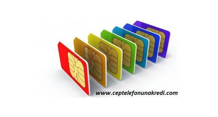 Turkcell faturalı hatta kredi
